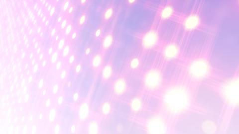 イルミネーションウォール-縦パン(ループ可能)/ホワイト CG動画
