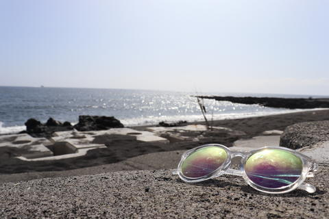 sea&sunglasses Photo