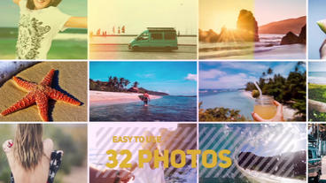 Active Slideshow After Effects Template