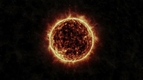 The Sun Animation