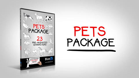 Pets After Effects Template