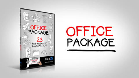 Office Package After Effects Template