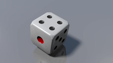 Dice Stock Video Footage