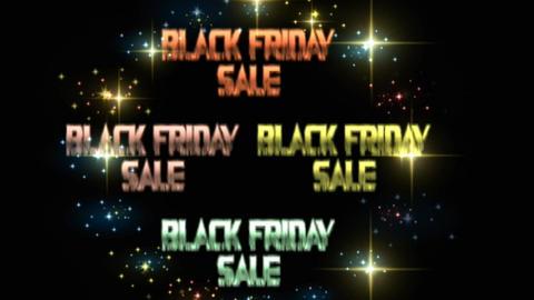 BLACK FRIDAY SALE Animation