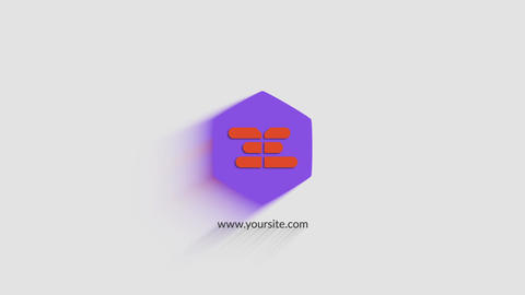 Active Shape Logo Reveal After Effects Template