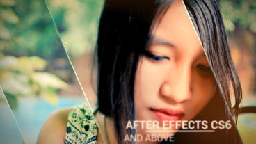 Minimal Slideshow 4k After Effectsテンプレート