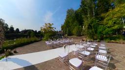 wedding outdoor ceremony Footage