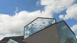 Custom Designed Building Exterior Live Action