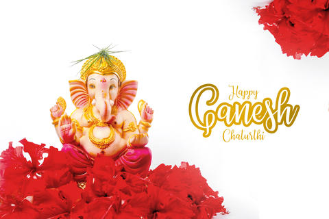 Lord Ganesha , Indian Ganesha Festival Photo