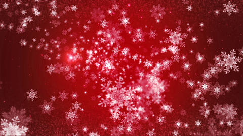 Winter Christmas Background GIF