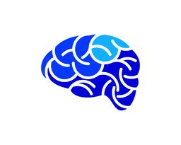 Health Brain icon Vector