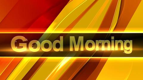Gd morning Animation