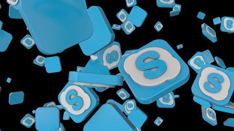 Skype Animation