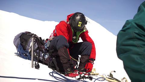 Climber Footage
