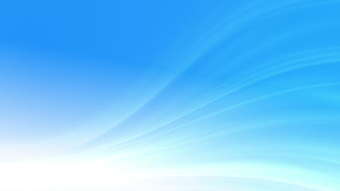 Soft Blue Background - LOOP Animation