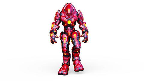 Robot Walk Ver2