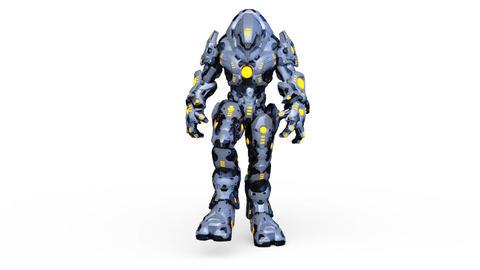 Robot Walk Ver2 0