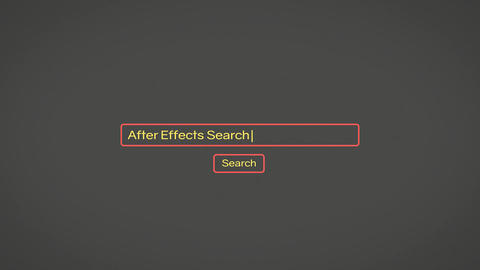 Search Loading Logo After Effects Template
