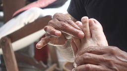 Thai Foot Massage 영상물