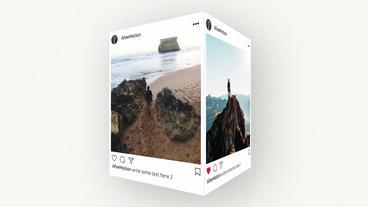 Instagram Promo Premiere Pro Template