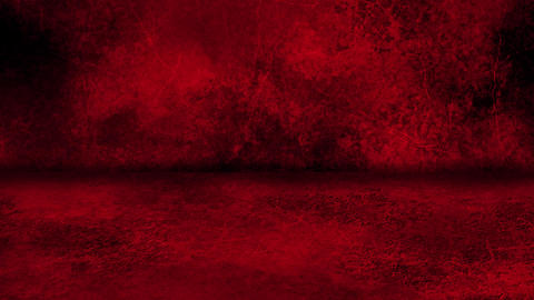 Red Grunge Wall and Floor Loopable Intro Background Animation