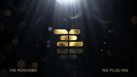 Luxury Logo After Effects Template