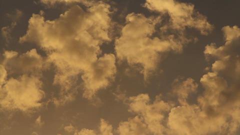 Turgutreis Clouds Footage