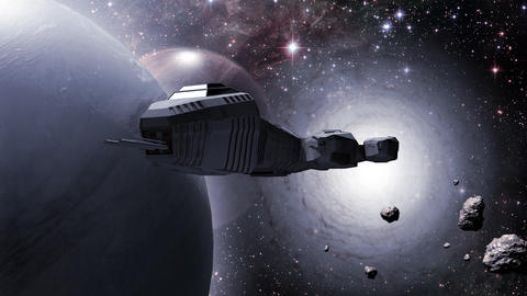 Spaceships 4K And HD 2