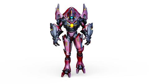 Robot Walk Ver2 1