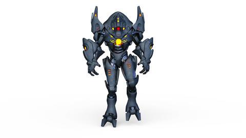 Robot Walk Ver2 2