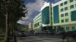 Kamchatka branch of Sberbank of Russia in Petropavlovsk Kamchatsky City GIF