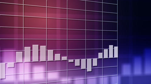 Bar chart background Animation