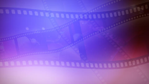 Animation background of a reel clip, loopable Animation