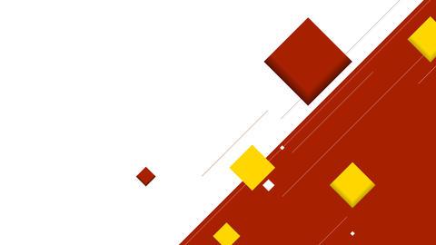 Minimal tech geometric video animation Animation