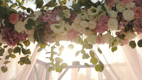 Wedding Decorations Flowers Live Action