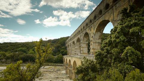 Pont du Gard Live Action