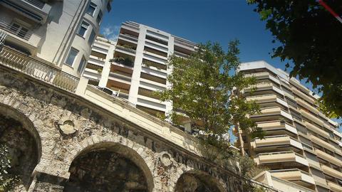 Apartments at Monaco, Cote D'Azur France Live Action