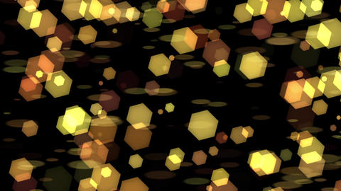 Diamond background material CG Glitter Graphics Abstract Stock Video Footage