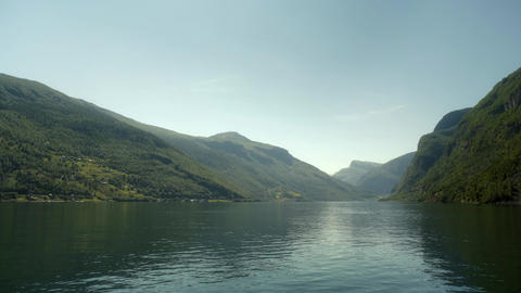 Beautiful Fjords of Norway Live Action