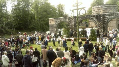 Midsummer Festival Footage
