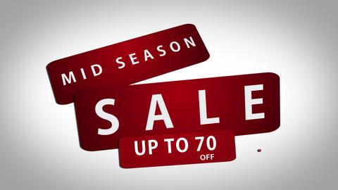 Midseason Sale Promo GIF