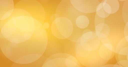 Orange Lights Background Animation