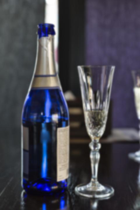 Background image, blur, Champagne, dinner, love, christmas, luxu Fotografía
