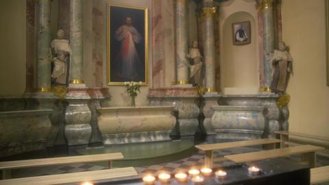 Prayer Shrine of Christ Church of All Saints Live Action