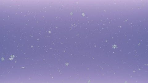 A Christmas Theme For The Promo Video. Templates With Snowfall. Happy New Year 2