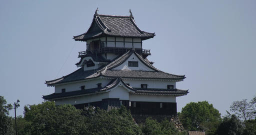 Inuyama castle Live Action