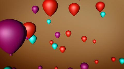 20 HD Balloon Party #02 1