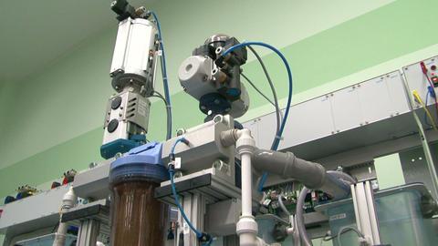 Scientific laboratory Stock Video Footage