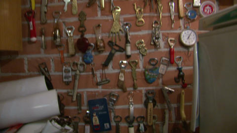 collection openers Stock Video Footage