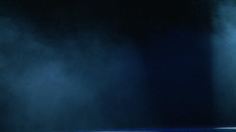 Smoke on the stage Stock Video Footage